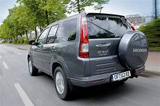 Gebrauchtwagen Test Honda Cr V Ii Bilder Autobild De