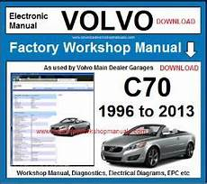 auto manual repair 2004 volvo c70 electronic toll collection volvo c70 workshop service repair manual download
