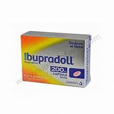 ibuprofene sans ordonnance ibupradoll ibuprof 232 ne 200mg sous forme de capsules molles