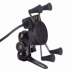 universal motorcycle phone holder support stand mount