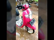 Scoopy 2018 Modif by All New Honda Scoopy 2018 Modifikasi Babylook Warna Pink