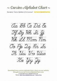 cursive handwriting worksheets with arrows 21971 uppercase lowercase cursive alphabet charts with arrows in pdf cursive alphabet chart