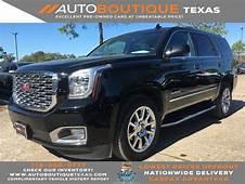 2018 GMC Yukon Denali RWD For Sale In Houston TX  CarGurus