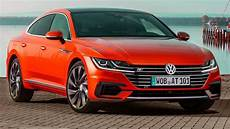 2017 Volkswagen Arteon Review Test Drive