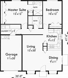 single story duplex house plans main floor plan for d 583 one story duplex house plans 2