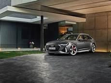 Audi Rs6 Avant Neue Bilder Des V8 Power Kombi Mit 600 Ps