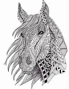 pferde ausmalbilder erwachsene malvorlagen f 252 r erwachsene pferde ausmalbilder