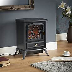 Indoor Heater Fireplace by Electric Fireplace Space Heater Portable Free Standing