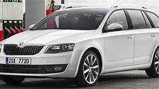 Skoda Octavia G Tec Announced Runs On Compressed Gas