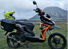 Modifikasi Beat Touring by Pilihan Modifikasi Motor Beat Kekinian Terbaru 2019