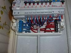 tableau electrique raccordement raccord borniers tableau 233 lectrique