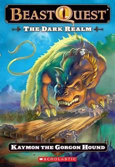 Beast Quest Malvorlagen Free Kaymon The Gorgon Hound By Adam Blade Scholastic