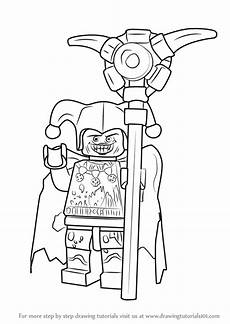 Lego Nexo Knights Ausmalbilder Clay Learn How To Draw Jestro From Lego Nexo Knights Lego Nexo