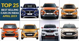 Maruti Suzuki Tops Among 25 Best Selling Cars In India