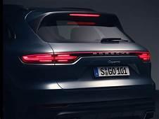 New 2018 Porsche Cayenne Pics Performance Specs And