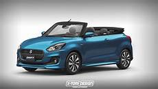 2017 Suzuki Cabrio Rendering Is But It S