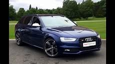 De14eew Audi A4 S4 Avant Quattro Black Edition Blue 2014