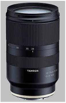 tamron 28 75mm f 2 8 di iii rxd review