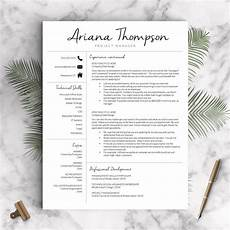 professional resume service choice of 3 designs