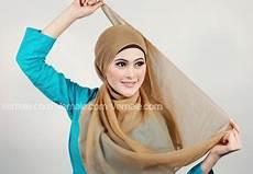 Jilbab Terbaru 2014 Dan Cara Memakainya