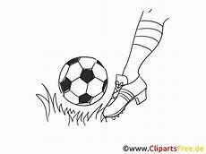 Kinder Malvorlagen Fussball Schuss Fussball Bild Zum Ausmalen