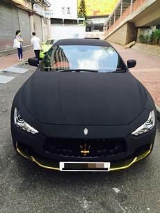 auto matt schwarz maserati ghibli wrapped in matte black suede nik maserati ghibli luxury cars amazing cars
