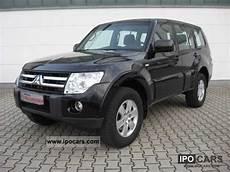 2007 Mitsubishi Pajero Di D Invite Mt Car Photo And Specs