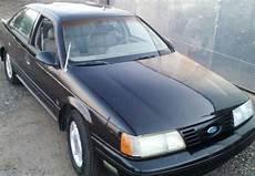 hayes car manuals 1991 ford taurus regenerative braking 1991 ford taurus sho 5 speed 63k original miles rust free bone stock extras classic ford