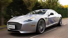 bond goes electric with aston martin rapide e the
