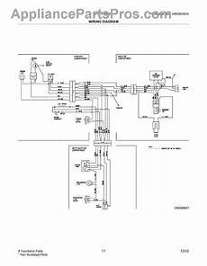 parts for frigidaire frt18p6bsb2 wiring diagram parts appliancepartspros com