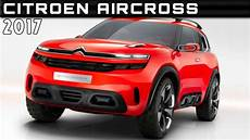 2017 Citroen Aircross Review Rendered Price Specs Release