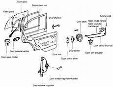 repair guides exterior doors autozone com