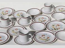 Stone Tableware & Elle Decor Stone 16 piece Dinnerware Set