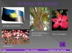 simbolos naturales del estado tachira para colorear zulia