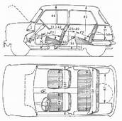 The Blueprintscom  Blueprints > Cars Mini 1000