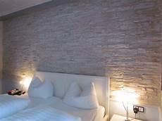 Natursteinwand Wohnzimmer Selber Machen Evhall News