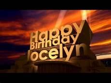 bilder happy birthday happy birthday jocelyn