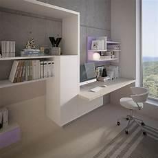libreria con scrivania integrata parete attrezzata scrivania sp57 187 regardsdefemmes