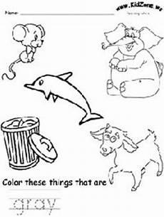 color gray worksheets for preschool 12862 16 best images of free spelling test worksheet printable spelling practice worksheets 3rd