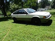 buy used 1986 honda crx 1 5 dx in hillsborough