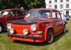 Simca Rallye 2 Rassemblement De Voitures Anciennes