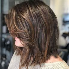 hairstyles for round faces medium length hair cuts 19 flattering medium hairstyles for round faces in 2020
