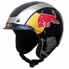 Skihelm Casco Sp 5 2 Redbull Blau Silber Bull Helm