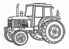 Gratis Malvorlagen Trecker Traktor Ausmalbilder 1ausmalbilder Mit Bildern