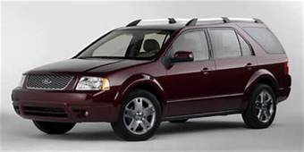 2005 Ford Freestyle Review Ratings Specs Prices And