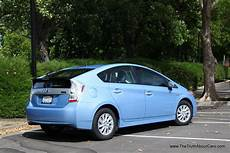 Prius In - review 2012 toyota prius in hybrid the about
