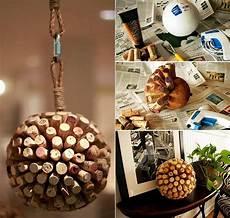 Basteln Mit Korkplatten - basteln mit korken 30 kreative und einfache bastelideen