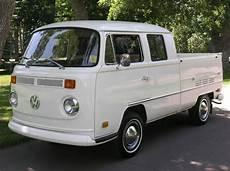 1970 Volkswagen T2 Cab German Cars For Sale