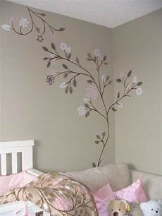 Bedroom Easy Wall Mural Ideas by Simple Bedroom Mural To Match Bedding Murals And