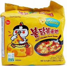 samyang chicken with cheese ramen 140g 5 my grocer